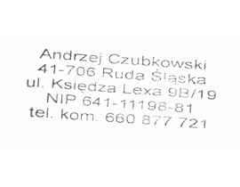 Andrzej Czubowski